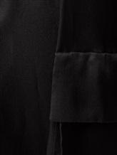 Юбка Les Copains 0R4061 100% шёлк Черный Италия изображение 5