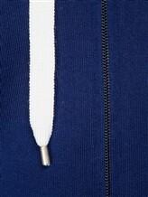 Кардиган FIORONI M14302E2 90% шерсть, 10% кашемир Синий Италия изображение 5
