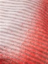 Палантин Faliero Sarti 2013 100% модал Красно-серый Италия изображение 1