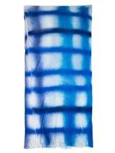 Палантин Faliero Sarti 2013 100% модал Сине-голубой Италия изображение 2