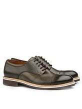 Ботинки ANDREA ZORI 7888 100% кожа Зеленый Италия изображение 0