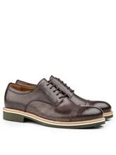 Ботинки ANDREA ZORI 7888 100% кожа Коричневый Италия изображение 0