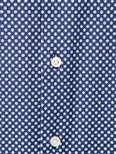 Рубашка FAY NRMA334245L 100%хлопок Темно-синий Румыния изображение 5