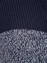 Кардиган Brunello Cucinelli 76406 100% хлопок Темно-синий Италия изображение 5