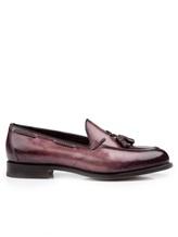 Ботинки Santoni MCHG12880 100% кожа Лиловый Италия изображение 1