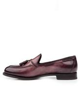 Ботинки Santoni MCHG12880 100% кожа Лиловый Италия изображение 2