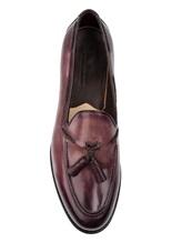 Ботинки Santoni MCHG12880 100% кожа Лиловый Италия изображение 4