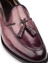 Ботинки Santoni MCHG12880 100% кожа Лиловый Италия изображение 5
