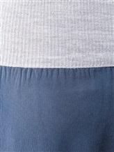 Брюки Lorena Antoniazzi LP3170PA13 95% вискоза, 5% эластан Серо-синий Италия изображение 4