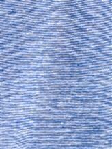 Поло Massimo Alba FILICUDI 100% лён Голубой Италия изображение 5