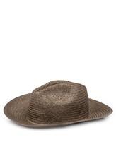 Шляпа EREDA 67/491 100% бумага Серо-коричневый Италия изображение 0