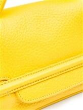 Сумка ZANELLATO 6530 100% кожа Желтый Италия изображение 4