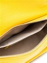Сумка ZANELLATO 6530 100% кожа Желтый Италия изображение 5