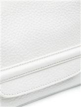Сумка ZANELLATO 6530 100% кожа Белый Италия изображение 4