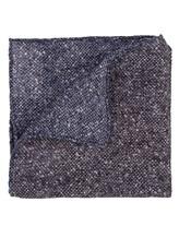 Платок Brunello Cucinelli 0091 73% лён, 27% хлопок Серо-голубой Италия изображение 1
