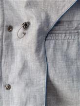 Куртка Mandelli A3T544 52% лён, 41% шерсть, 7% шёлк Светло-серый Италия изображение 5