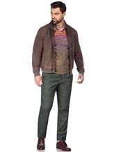 Куртка Gimos 61021 100% кожа Коричневый Индия изображение 1