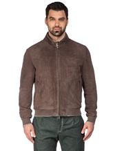 Куртка Gimos 61021 100% кожа Коричневый Индия изображение 2