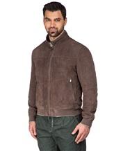Куртка Gimos 61021 100% кожа Коричневый Индия изображение 3