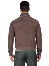 Куртка Gimos 61021 100% кожа Коричневый Индия изображение 4