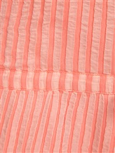 Платье Massimo Alba EBE 70% хлопок, 30% шёлк Коралловый Италия изображение 4