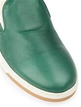 Кеды EREDA 1128PF7E 100% кожа Зеленый Италия изображение 5