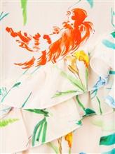 Платье N21 H171 100% шёлк Светло-бежевый Италия изображение 5