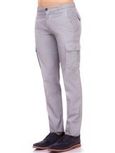 Брюки Brunello Cucinelli F1120 100% хлопок Серый Италия изображение 2