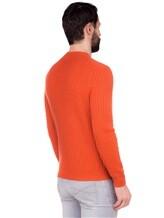 Джемпер Brunello Cucinelli 73000 100%кашемир Оранжевый Италия изображение 3