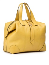 Сумка Veneziani 83MARA 100% кожа Желтый Италия изображение 2