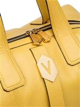 Сумка Veneziani 83MARA 100% кожа Желтый Италия изображение 5