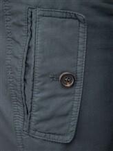 Брюки Brunello Cucinelli E1630 100% хлопок Темно-серый Италия изображение 4