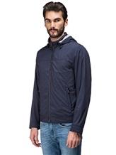 Куртка Mandelli A3T513 95% полиэстер, 5% полиуретан Синий Италия изображение 2