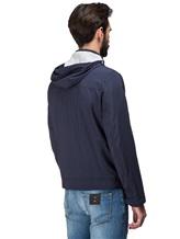 Куртка Mandelli A3T513 95% полиэстер, 5% полиуретан Синий Италия изображение 3