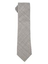 Галстук Brunello Cucinelli 0018 100% шерсть Светло-серый Италия изображение 1