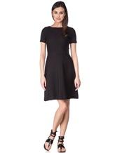 Платье ANTONELLI LASVEGAST6326 95% хлопок, 5% эластан Черный Италия изображение 0