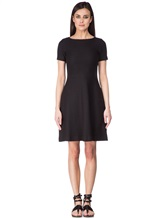 Платье ANTONELLI LASVEGAST6326 95% хлопок, 5% эластан Черный Италия изображение 1