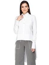 Рубашка Balossa white shirt BA0072 100%хлопок Белый Болгария изображение 0