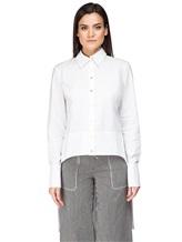 Рубашка Balossa white shirt BA0072 100%хлопок Белый Болгария изображение 2