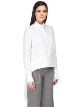 Рубашка Balossa white shirt BA0072 100%хлопок Белый Болгария изображение 3
