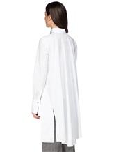 Рубашка Balossa white shirt BA0072 100%хлопок Белый Болгария изображение 5