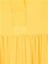 Платье Semi COUTURE E7EL01 65% ацетат, 35% шёлк Желтый Италия изображение 4