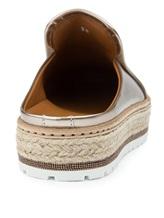 Кеды Brunello Cucinelli 646 100% кожа Золотой Италия изображение 3