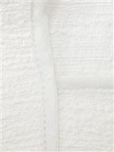 Пальто Peserico S23109 98% хлопок, 2% фибра Белый Италия изображение 5