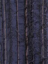 Топ Brunello Cucinelli E9800 100% шёлк Темно-синий Италия изображение 4