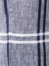 Брюки Peserico P04123L1 98% лён, 2% хлопок Серо-синий Италия изображение 4