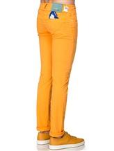 Джинсы Jacob Cohen J688 C0MF 98%хлопок 2%эластан Оранжевый Италия изображение 3