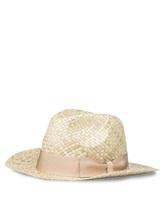 Шляпа EREDA 15/ED-078 100% солома Светло-бежевый Италия изображение 0