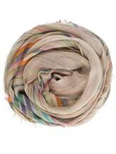 Платок Faliero Sarti 2129 90% модал, 10% кашемир Бежево-розовый Италия изображение 0