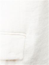 Жилет Les Copains 0R6017 98% лён, 2% хлопок Белый Италия изображение 5